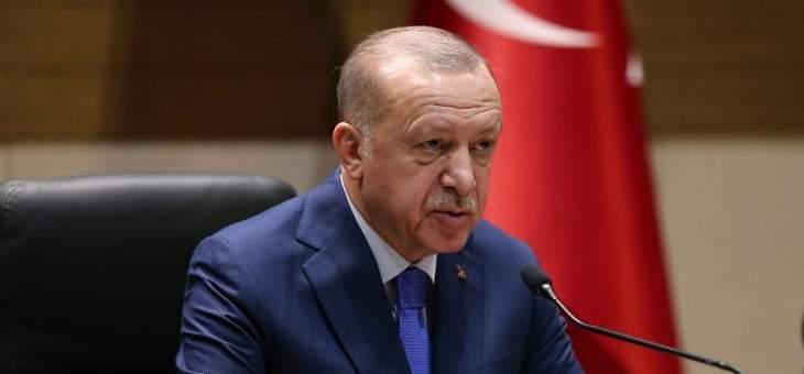 اردوغان يبدأ اليوم جولة إفريقية تشمل الجزائر وغامبيا والسنغال