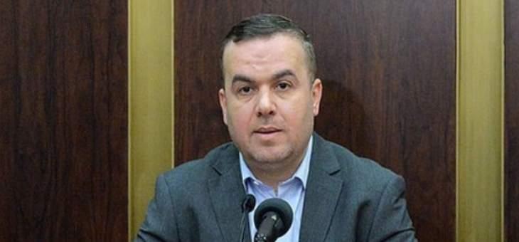 فضل الله: نرفض أي ضريبة تطال الفئات الشعبية والسلطة القضائية عائق أمام مكافحة الفساد