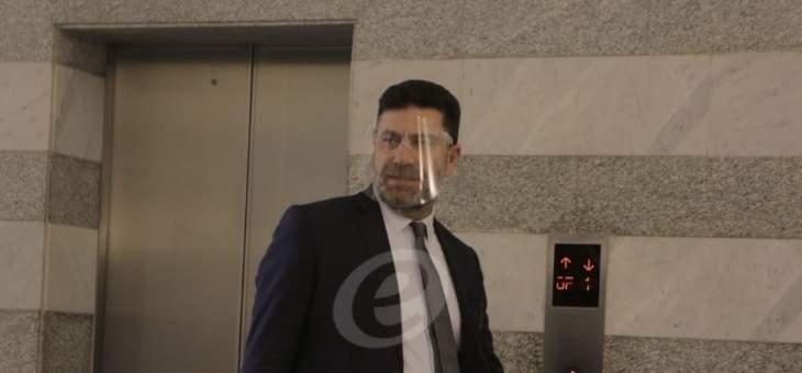غجر: الإتفاق على تطبيق خطة الكهرباء كما وردت في البيان الوزاري
