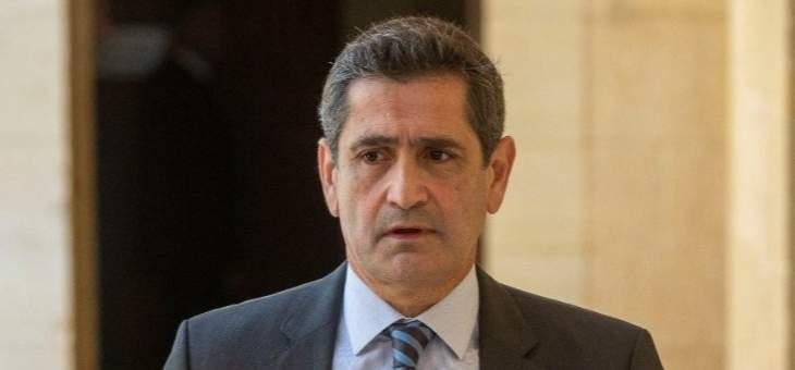 قيومجيان: قمعكم للناس يشبه أسلوب الماضي وفي لبنان حقائق جديدة وتاريخ جديد