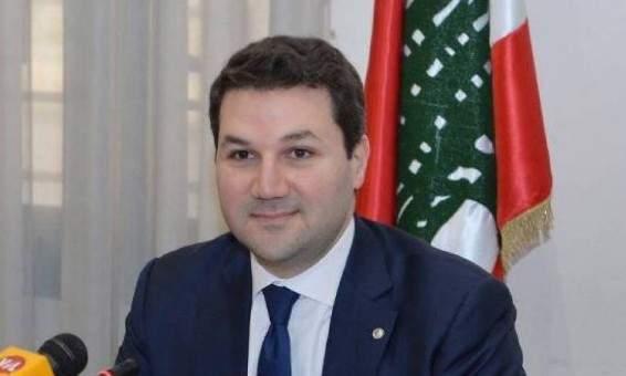 نديم الجميل لإيمانويل ماكرون: ساعدنا على تحرير لبنان من العملاء الإيرانيين