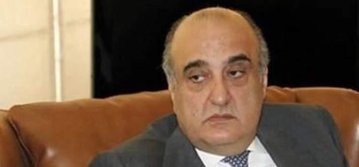 عبود: تهشيل صاحب راس المال من لبنان سيؤدي الى تدهور اقتصادي اكبر