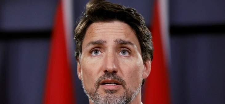 ترودو: كندا لن تعود إلى الوضع الطبيعي قبل إيجاد لقاح ضد كورونا