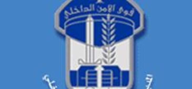 قوى الأمن: حصيلة مخالفات قرار التعبئة العامة اليوم بلغت 184