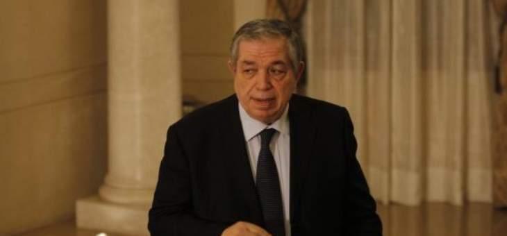 سمير الجسر: كتلة المستقبل تركت أمر تشكيل الحكومة للحريري
