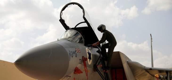 سلاح الجو الإسرائيلي يشارك بتدريبات دولية في بريطانيا