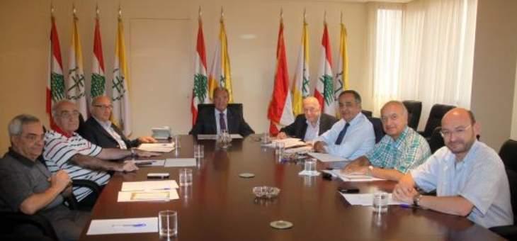 المجلس العام الماروني للرئيس عون: للإسراع بإجراء الإستشارات النيابية