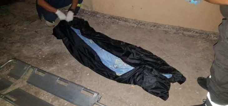 العثور على جثة شاب في منطقة القموعة في عكار