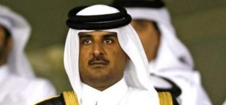أمير قطر: زيارتنا إلى أميركا شكلت حدثا هاما بتاريخ الشراكة بين بلدينا