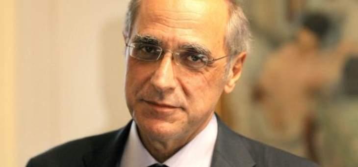 حلو: يدّعون الدفاع عن صلاحيات الرئاسة ويشنون حملة على موقع البطريركية