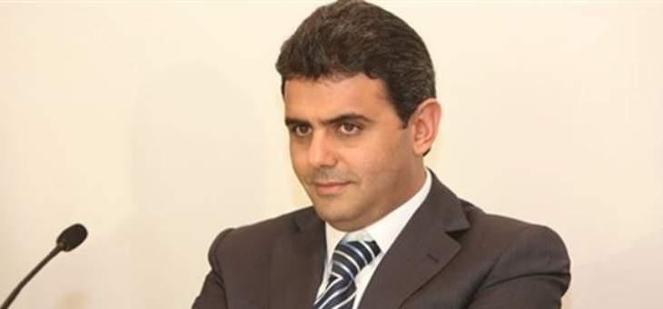 الحواط: سأكافح لتأمين ما أمكن من فرص عمل للشباب اللبناني