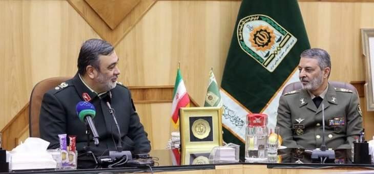 قائد الجيش الايراني: الأعداء فشلوا في المساس بأمن البلاد رغم مؤامراتهم الخبيثة