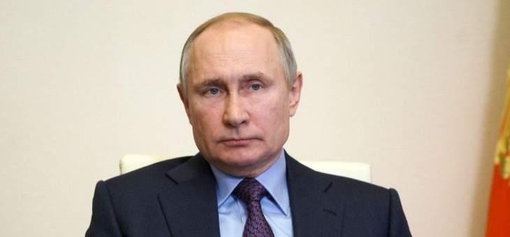 بيسكوف: بوتين بحالة صحية جيدة ولم تظهر عليه آثار جانبية بعد تلقيحه ضد كورونا