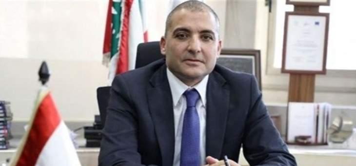 بدري ضاهر: نقوم بتخليص المساحة في مرفأ بيروت لتحريك الاقتصاد