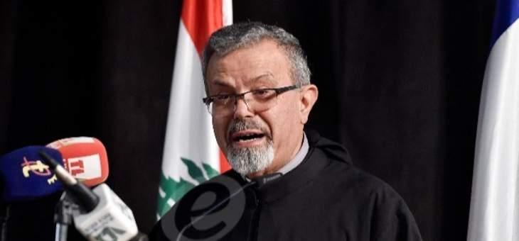 عازار: هناك مدارس اتُخذ قرار بإقفالها ويا ويلنا إذا سقط التعليم في لبنان