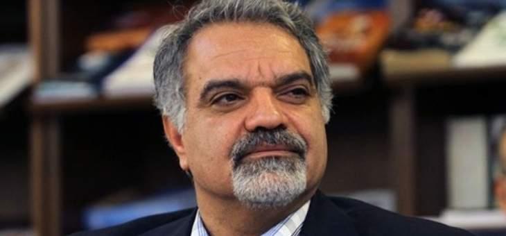 سفير ايران بتركيا: على الدول ان لا تتبع أميركا اتباع الاعمى في تنفيذ الحظر