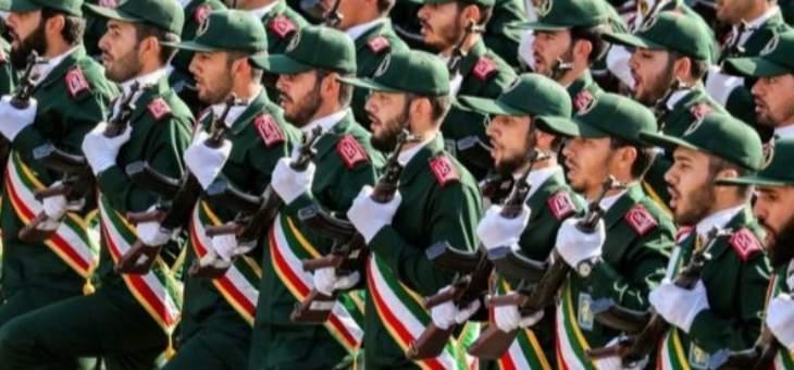 """الحرس الثوري ينفذ اعتقالات في شيراز ضد """"المخربين"""""""