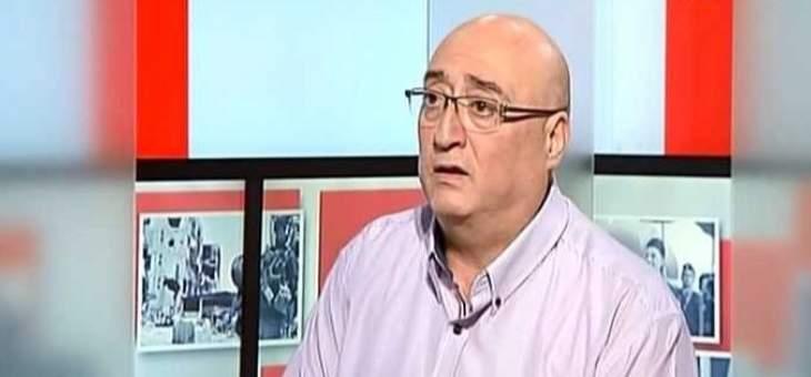 جوزيف أبو فاضل: آمل أن تقوم القوى الأمنية بفتح الطرقات كي لا تتحول إلى شاهدة زور