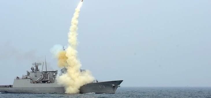 سلطات كوريا الجنوبية ترسل مدمرة إلى موقع احتجاز الحوثيين سفينتين لها قرب سواحل اليمن