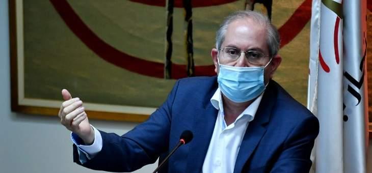 نقولا شماس: سبب الإنهيار الحاصل سياسي وتشكيل الحكومة مفتاح الحل