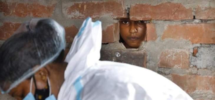 تراجع الإقبال على التلقيح في الهند يهدد مكاسب البلاد ضد فيروس كورونا