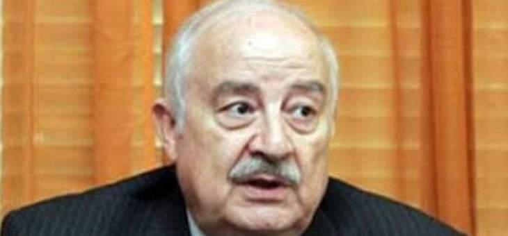"""ألبير منصور لـ""""النشرة"""": ما يجري من شغب يحتاج الى تدقيق لمعرفة أدواته ومن يقف خلفه"""