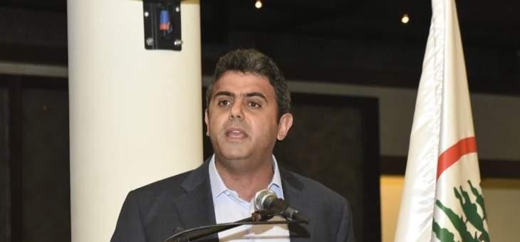 حواط يطالب باستكمال الاشغال في مستشفى ميشال سليمان الحكومي في ميفوق