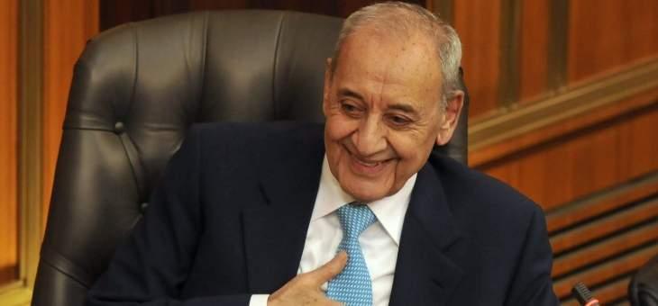 بري في اتصال مع حمود: اجراءات وزير العمل بحق الفلسطينيين انتهت