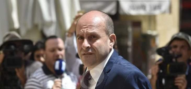 سليم عون: هناك حملة لشيطنة الوزير جبران باسيل