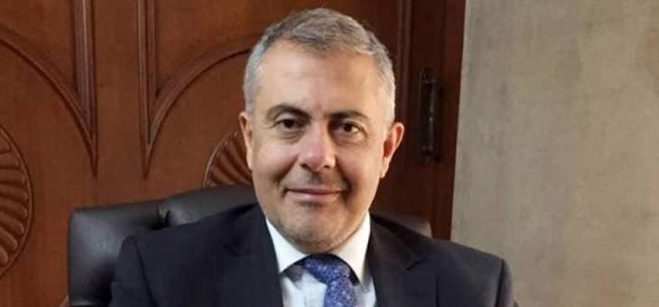 محافظ بيروت: حجم الانفجار لم يمكننا من العثور على أي أثر حتى الآن لعناصر فوج إطفاء بيروت المفقودين