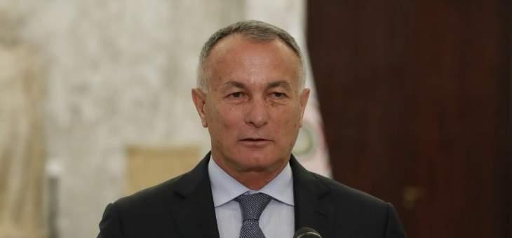 روكز: تشكيل الحكومة ضرب من المستحيل والمؤتمر الدولي كما اقترحه الراعي عنوانه الوحيد مساعدة لبنان