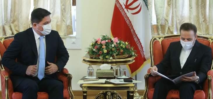 واعظي: إرادة إيران قائمة على دعم حكومة فنزويلا القانونية ومساعدة الشعب بحل مشاكله