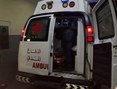 الدفاع المدني: جريحة جراء حادث صدم في بشارة الخوري