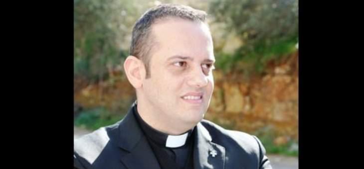 الأب أبي صالح: مأساة 13 تشرين أكبر من مأساة وطن لأنها بحجم انتصار المحبة والحياة