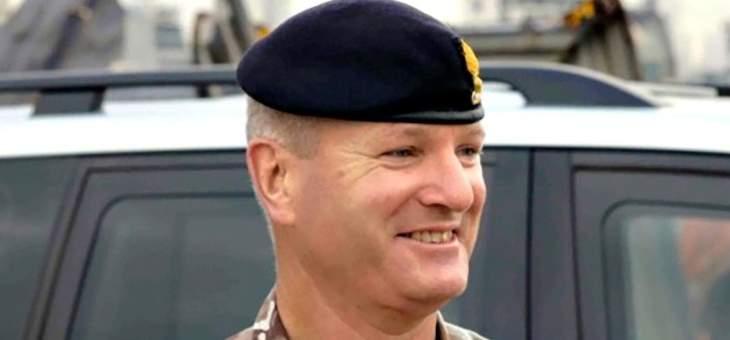 الملحق العسكري البريطاني: الجيش اللبناني ضمانة الأمن والاستقرار في زمن الأزمات