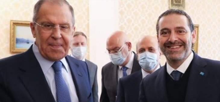 """هل """"تطيح"""" الوساطة الروسية بالمبادرة الفرنسية في لبنان؟"""