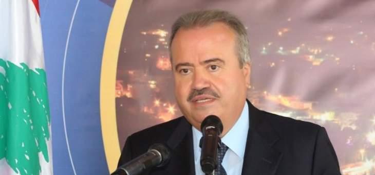 جابر: كان بإمكان الحريري تأليف لجنة طوارئ من وزير المال والاقتصاد وحاكم مصرف لبنان