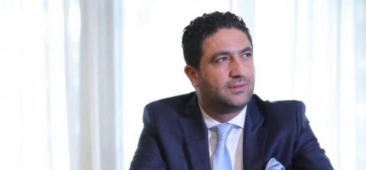 """قناة """"الجديد"""": لقاء جمع اللواء عباس إبراهيم والوزير صالح الغريب"""