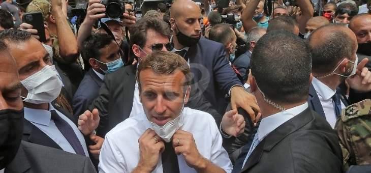 هل تراهن فرنسا على الدور الأبرز لبنانياً في الصفقة الكبرى؟