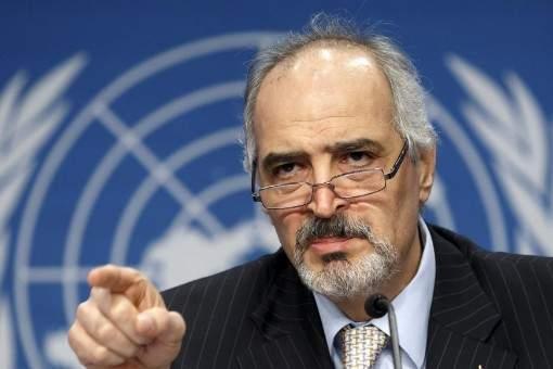 """بشار الجعفري لـ""""النشرة"""": واثق بأن سوريا وبدعم من حلفائها وأصدقائها ستحبط مفاعيل قانون قيصر"""