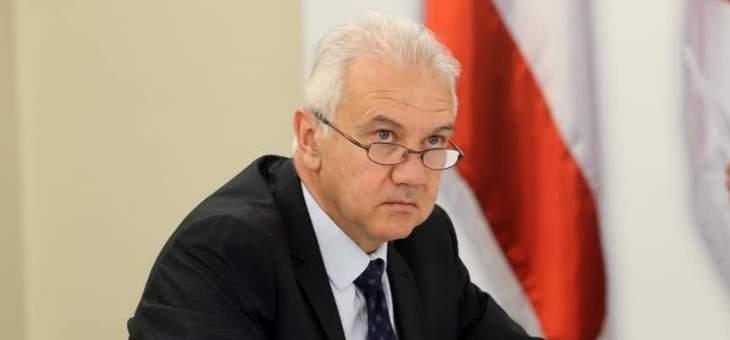 كرم: هدف المنظومة الحاكمة استمرارية تسلطها وفسادها ودويلتها وإسقاطها ينقذ لبنان
