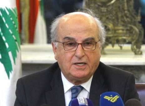 القاضي سليمان: لا يجوز تحميل المجلس الدستوري مسؤولية الفساد
