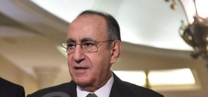 نحاس: تكليف ميقاتي تشكيل الحكومة غير وارد حتى لو استقال الحريري