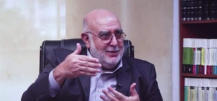 حمدان للبنانيين: تجندوا للدفاع عن حقوقكم ضد منظومة زعران المال بالبلد
