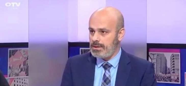 الأشقر: الحريري لا يريد تشكيل الحكومة للأسف والمطلوب منه تضييع الوقت