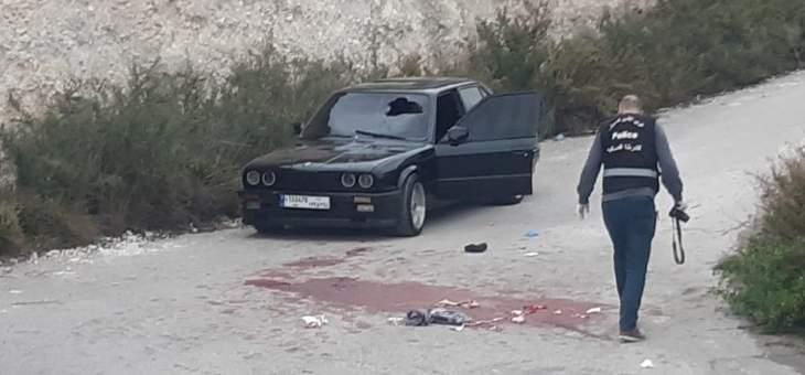 النشرة: قتيلان اثر جريمة المجيدل في صيدا والمنفذ سلم نفسه للجيش