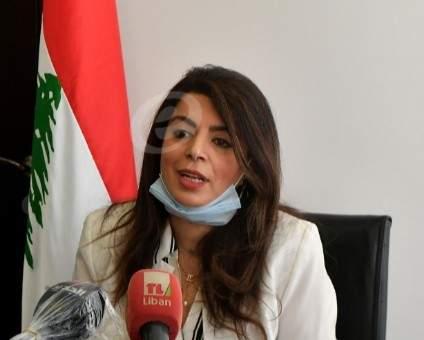 شريم: فخورة بطلاب الجامعة اللبنانية الذين ابتكروا جهازا تنفسيا وRobot خاص بمرضى كورونا