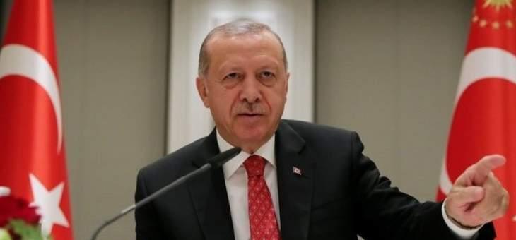 اردوغان: الدول الأوروبية لم تقدم لنا ما وعدت به من دعم للنازحين