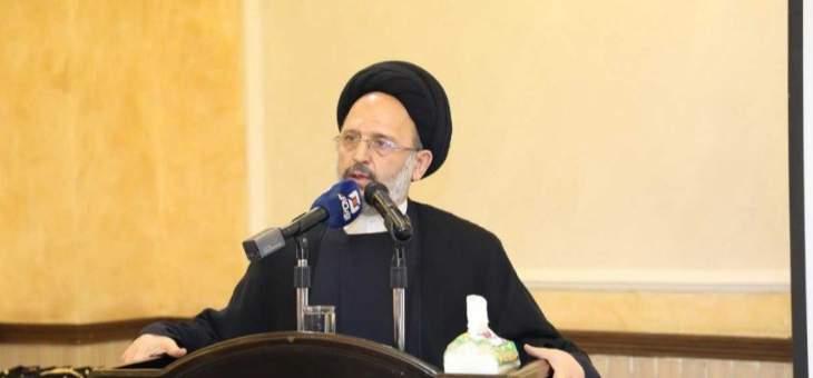 السيد فضل الله: لوقف الجرائم التي ترتكب باسم الثأر واللجوء للدولة لحل أي خلاف