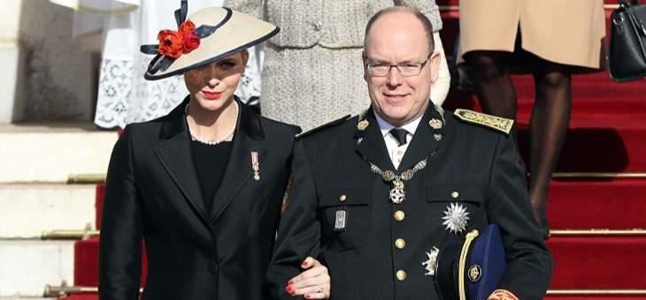 القصر الأميري في موناكو اعلن شفاء الأمير ألبرت الثاني من إصابته بفيروس كورونا